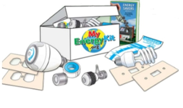 02 february 2012 spendthedaywithme for Energy efficiency kit