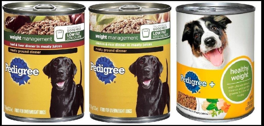 Pedigree Wet Dog Food Recall